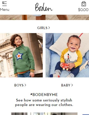 Boden - Best online dress shops in Australia