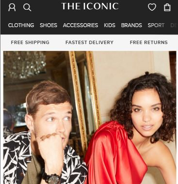 The Iconic - Best online clothing store in Australia