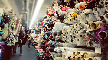 a guide to best place to buy fabric for clothing