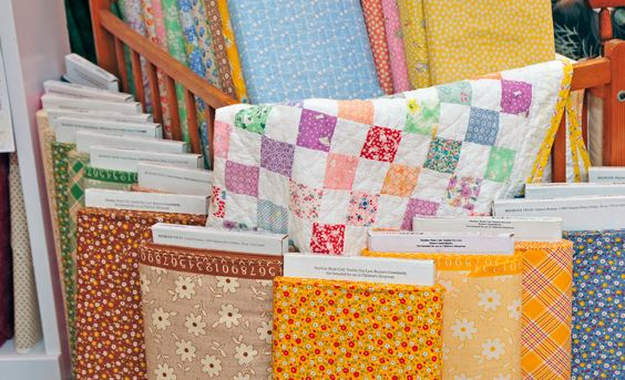 know where to buy quilting fabric online